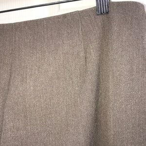 The Limited Taupe Stretch Dress Pants